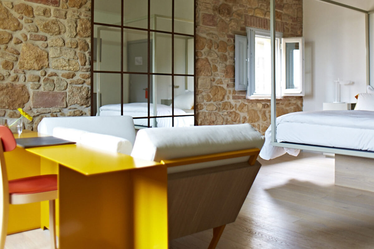 Tuscan Boutique Hotel, Pienza, Italy | small luxury hotels, boutique hotels