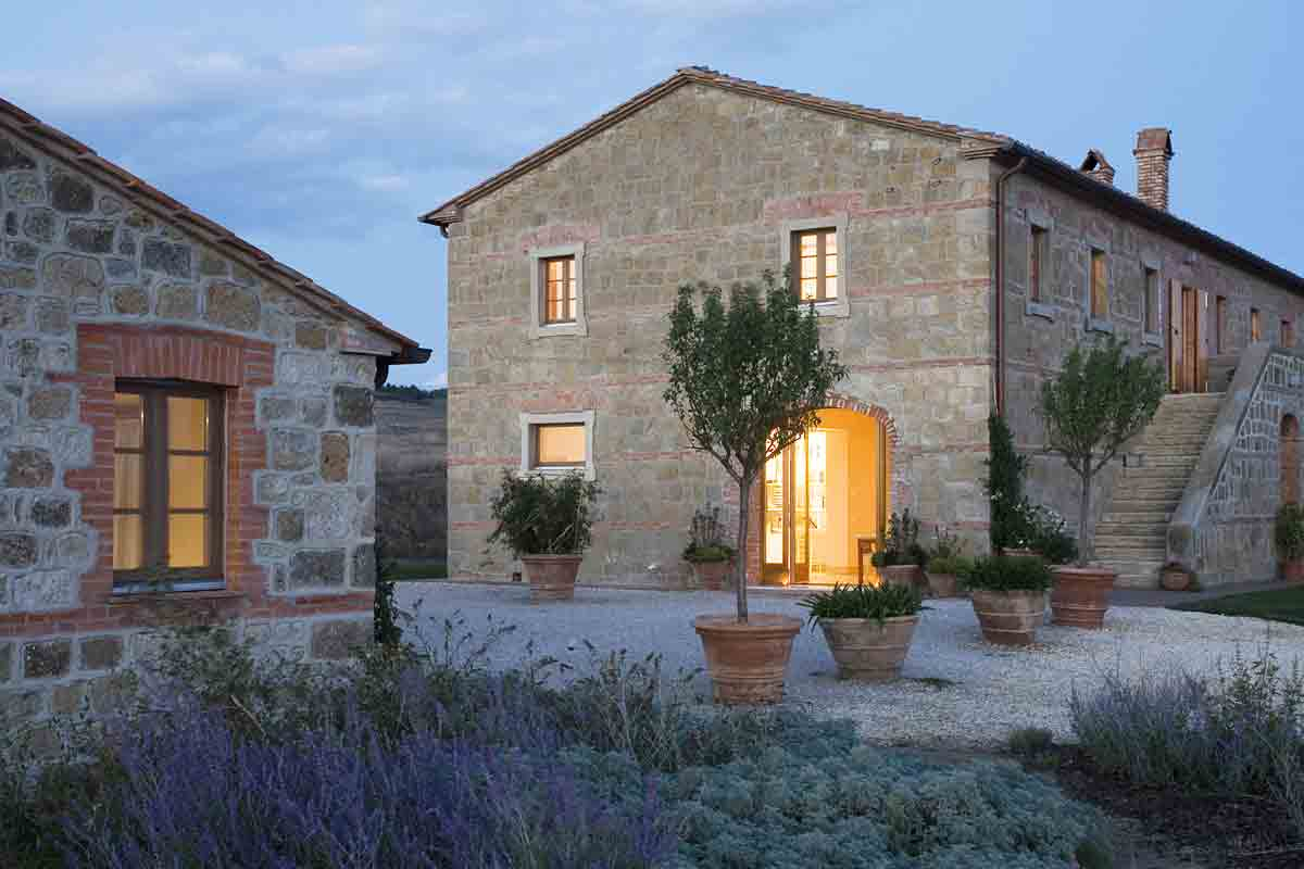 Tuscan Country House, Pienza, Italy | pet friendly houses for rent, pet friendly vacation rentals