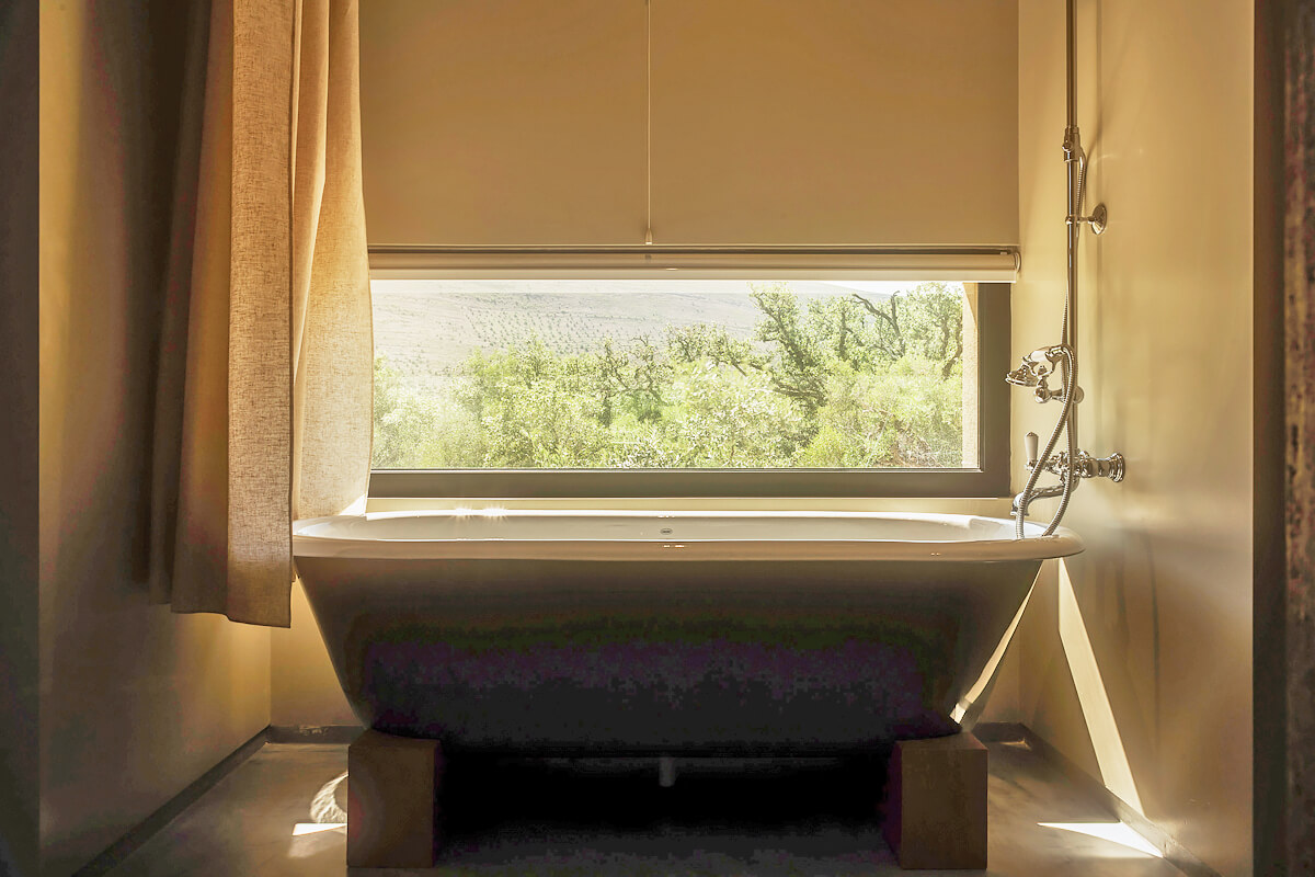 Mountainside Hotel, Alvados, Portugal | small luxury hotels, boutique hotels