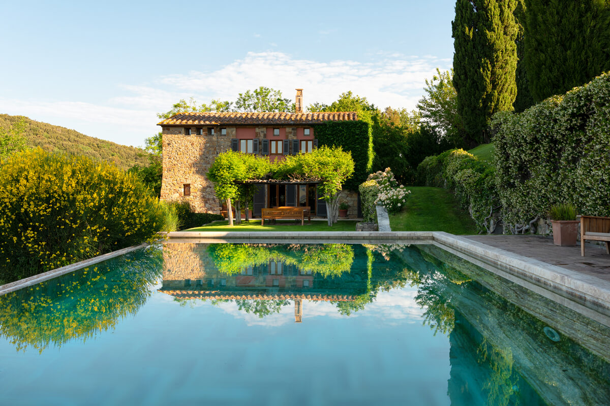 Castello Medievale, Cinigiano, Italy | small luxury hotels, boutique hotels