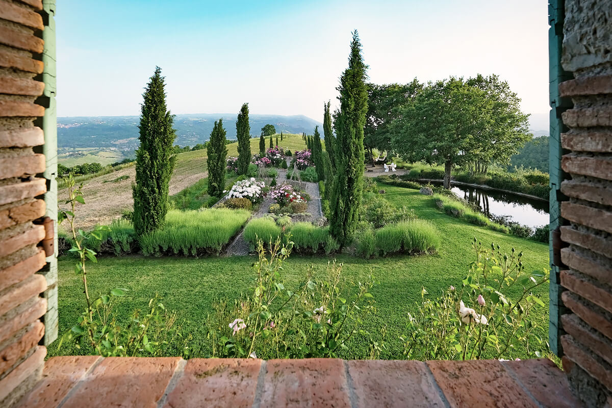Podere Palazzo, Acquapendente, Tuscany, Italy | holiday lettings
