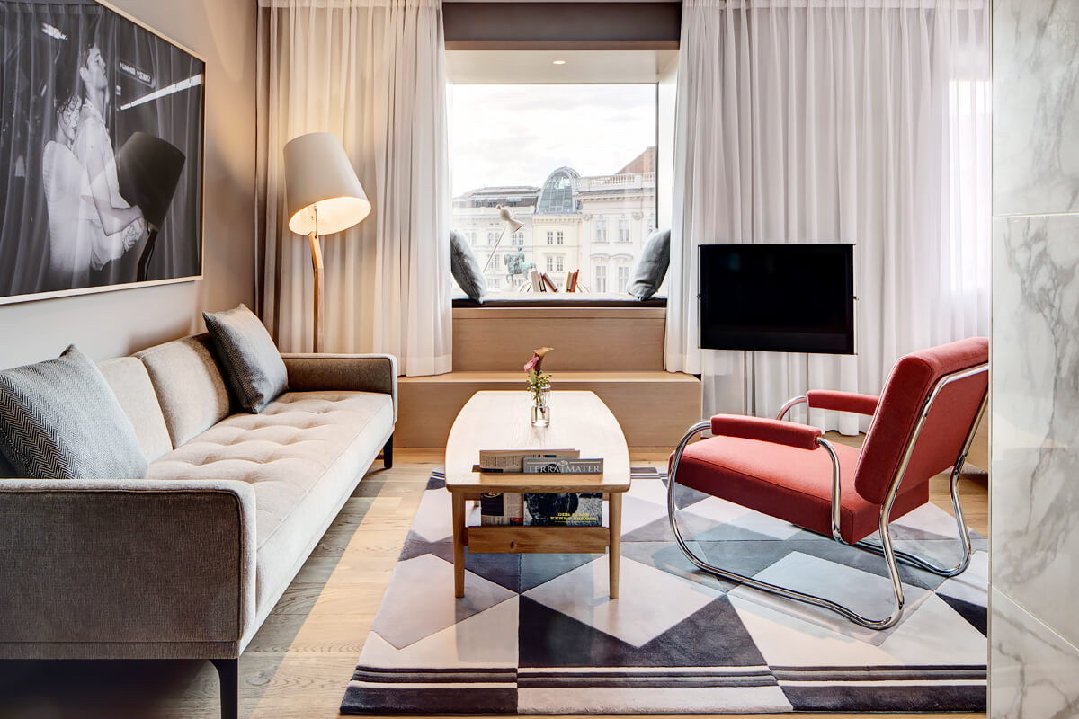 The Guest House Vienna, Vienna, Austria | small luxury hotels, boutique hotels