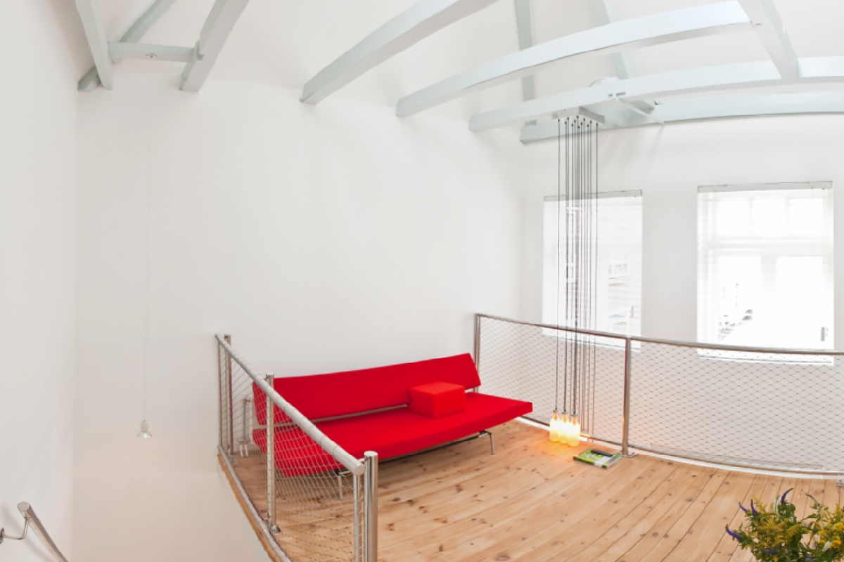 White Apartment, The Hague, Netherlands   vacation homes for rent