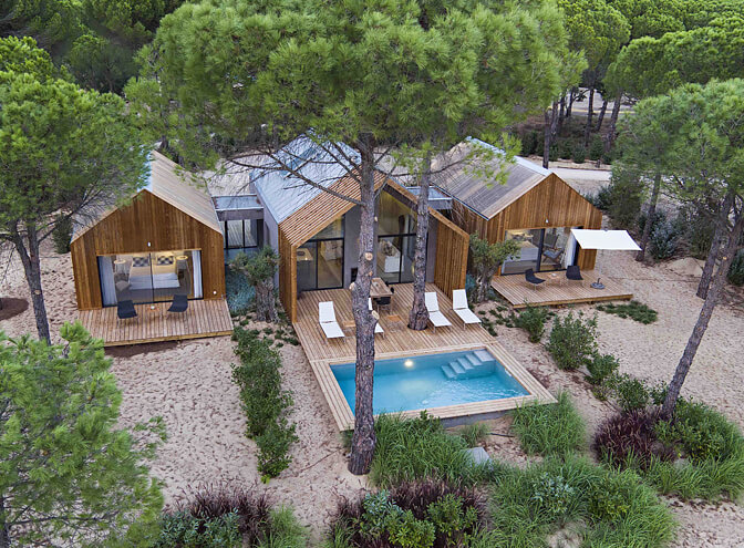 Sublime Comporta, Setúbal, Portugal   small luxury hotels, boutique hotels