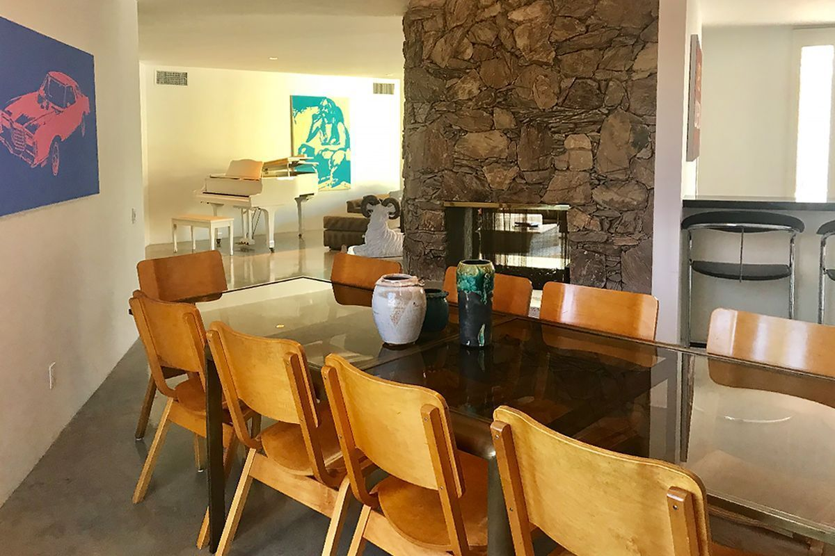 The Palms House, Palm Springs, CA | holiday homes, holiday rentals