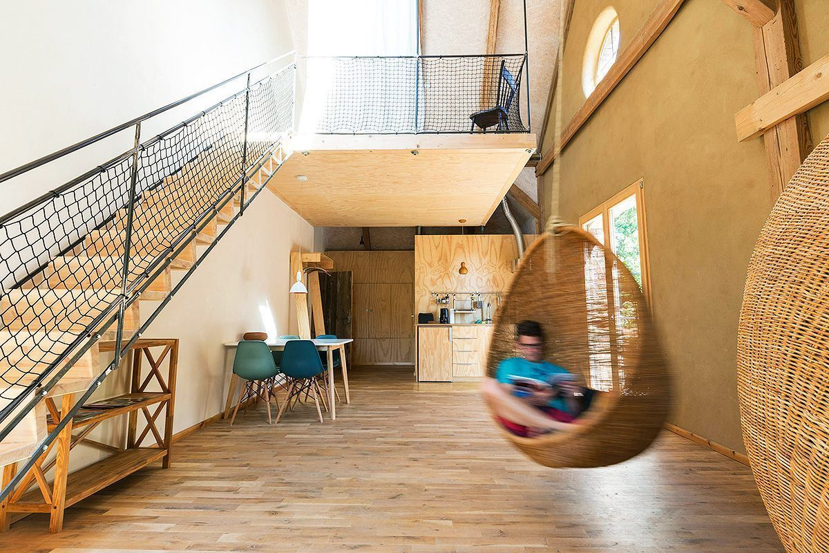 Stable Loft South, Rutenberg, Germany | vacation homes for rent