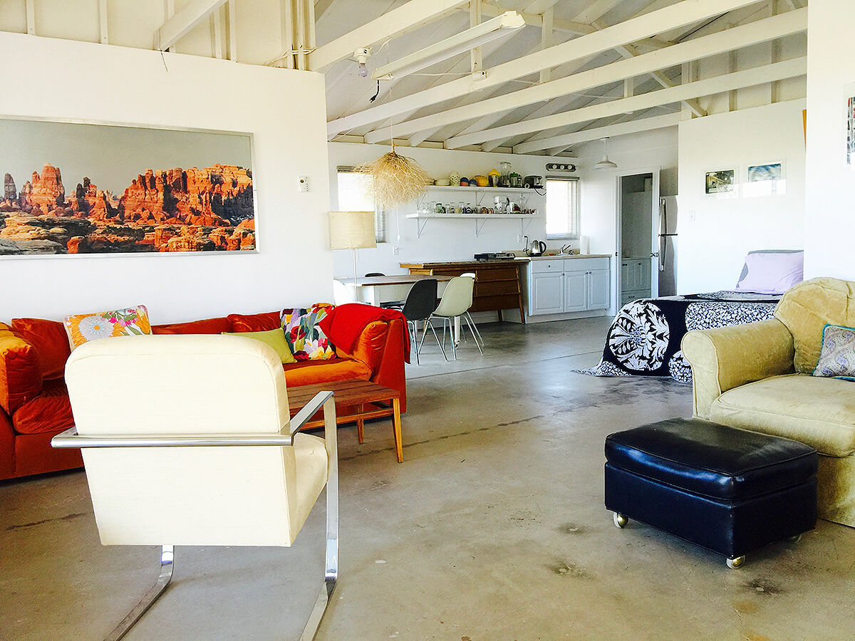 The T House, 29 Palms, California | vacation home rentals