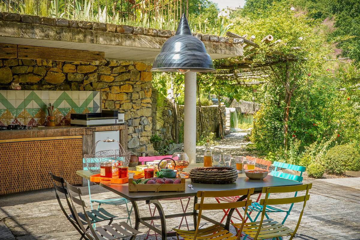 Ecogîte in the Ardèche, Vesseaux, France | vacation home rentals