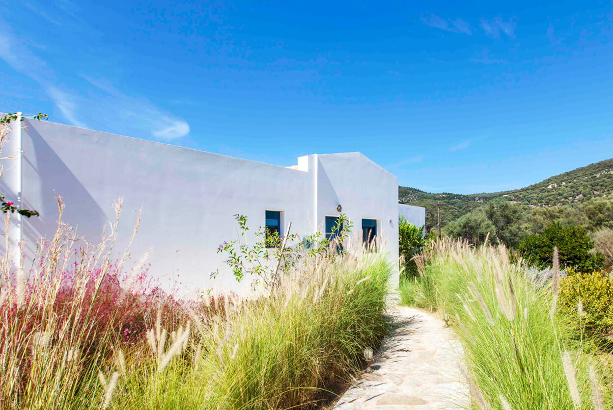 Villa Alma, Lefkada, Greece | beach house rentals