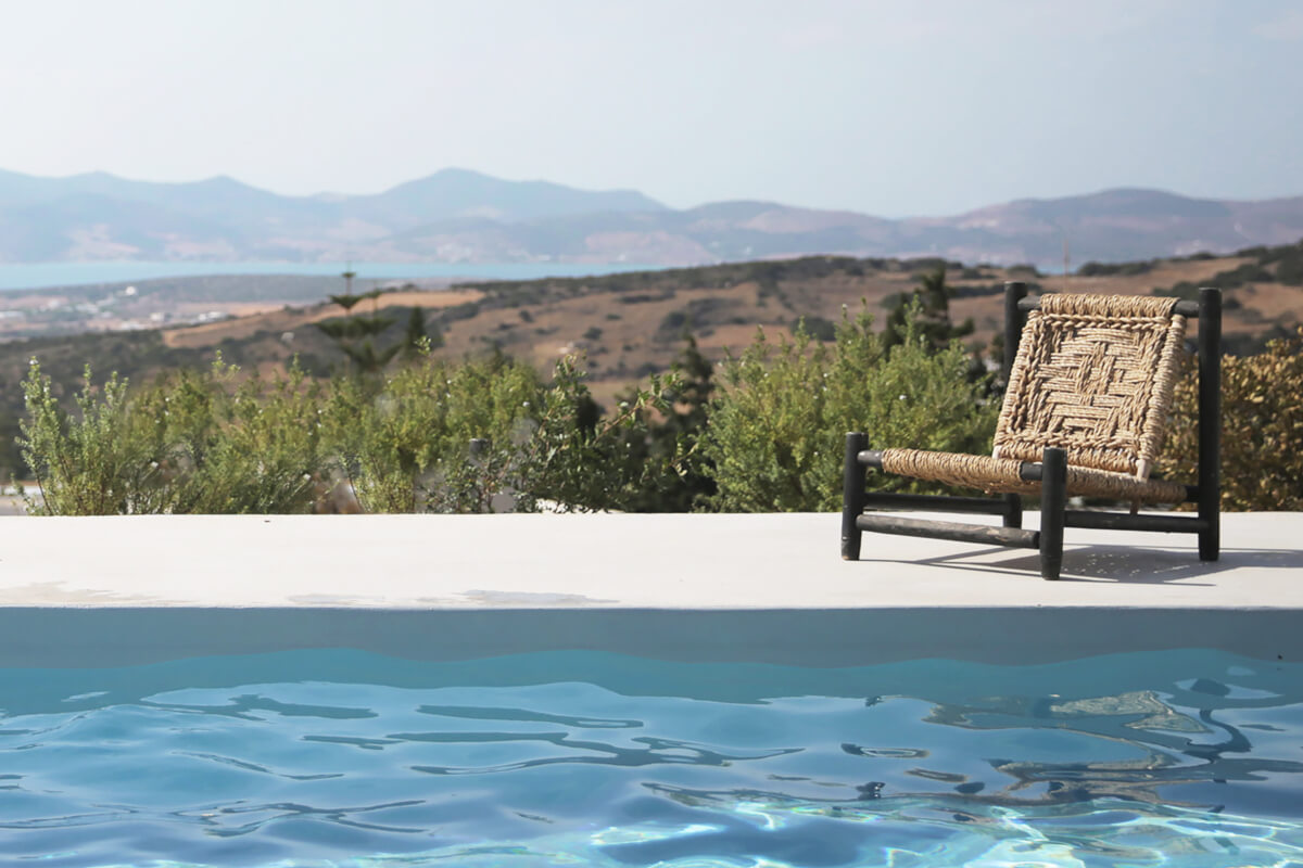 Maison Kamari, Paros, Greece | holiday lettings