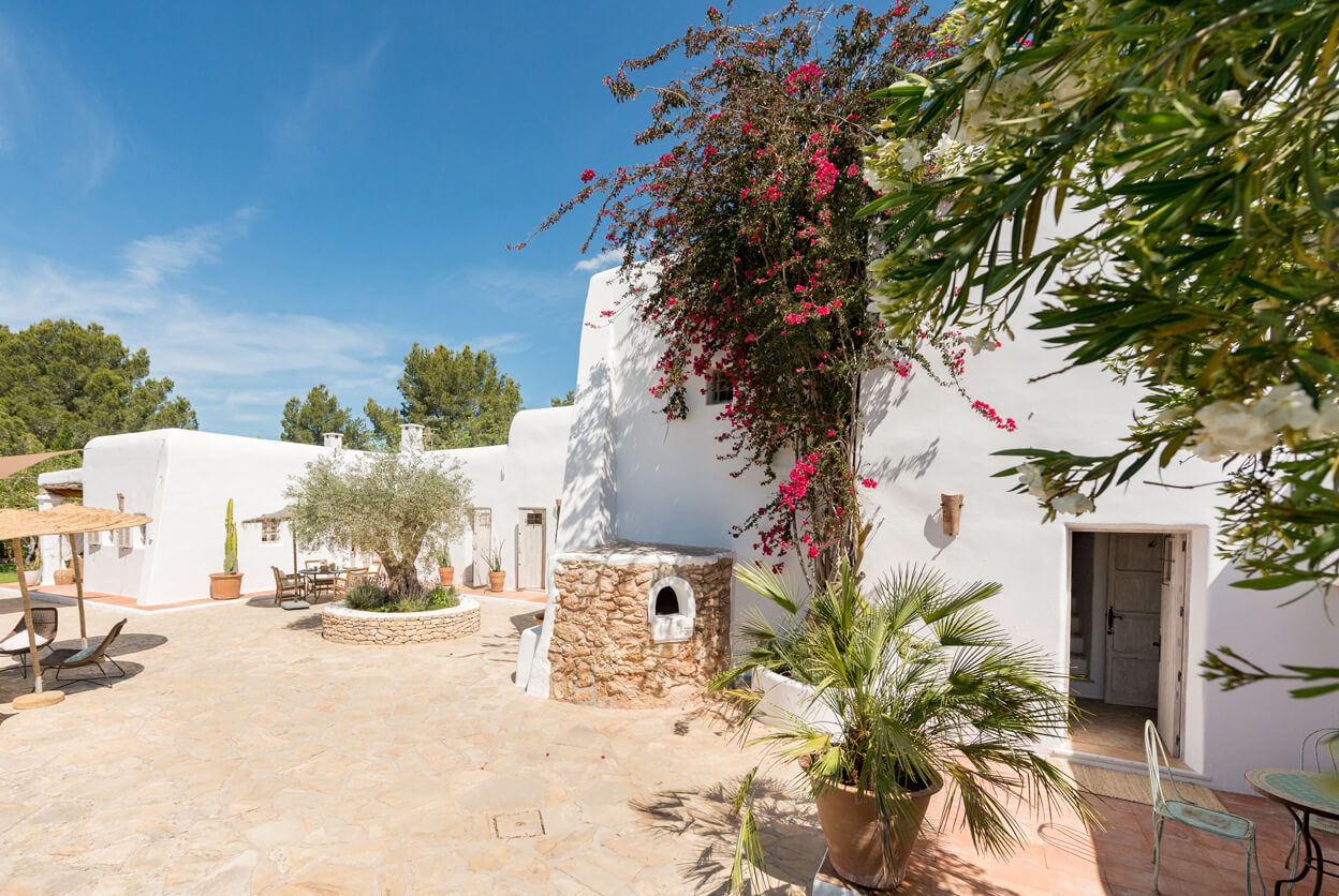 Finca Can Truy, Ibiza, Spain | vacation home rentals