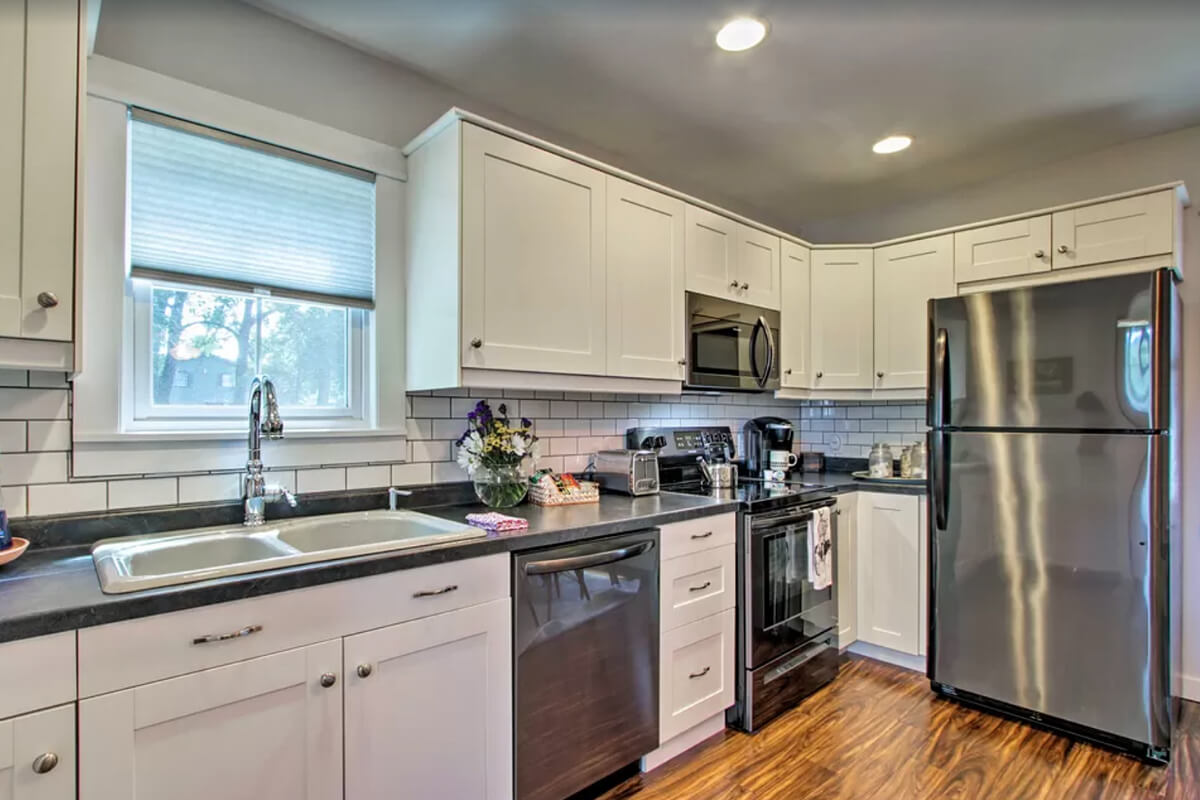 The Nook on Third, Galena, Illinois | vacation home rentals