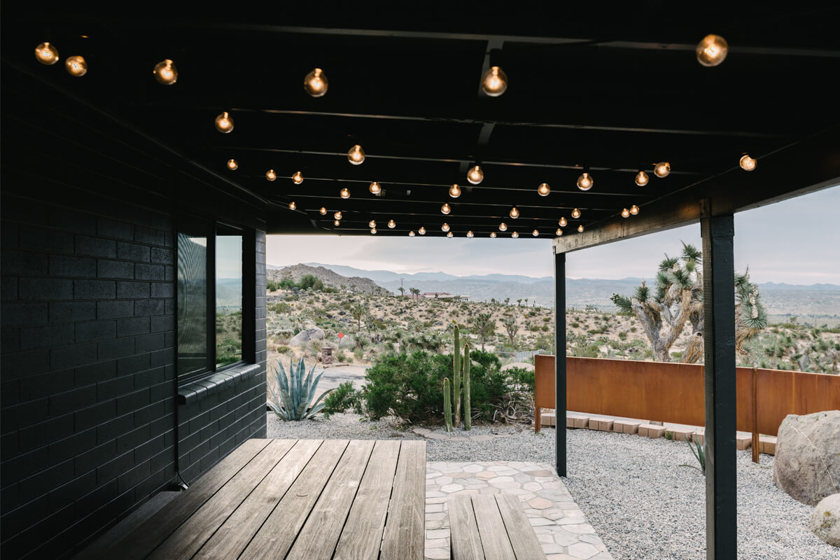 Villa Kuro, Joshua Tree, California |