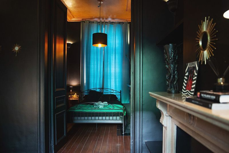 The Atelier Turquoise - The Apollo Suite, Ghent, Belgium | vacation home rentals