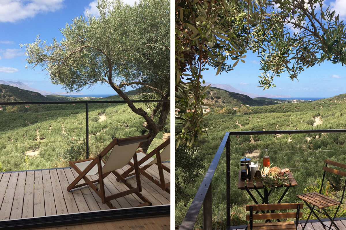 Cabanon Retreat B, Chania, Crete, Greece | cabin rentals