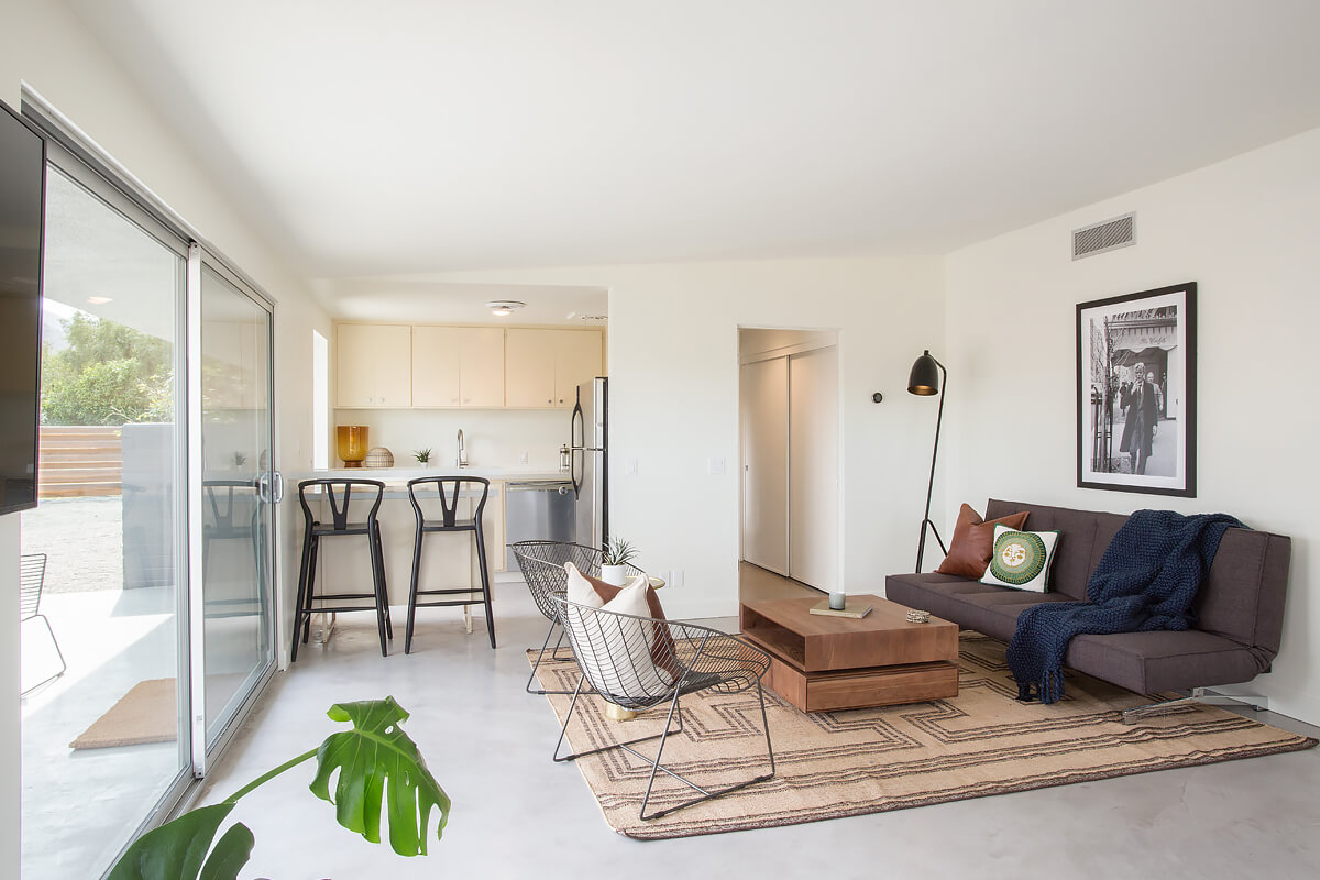 The Whip it Ranch, Palm Desert, California | modern vacation rentals