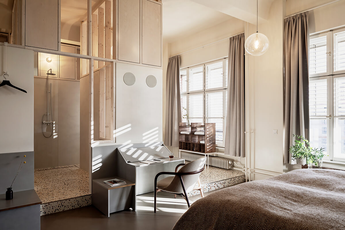 Michelberger Hotel, Berlin, Germany | small luxury hotels, boutique hotels