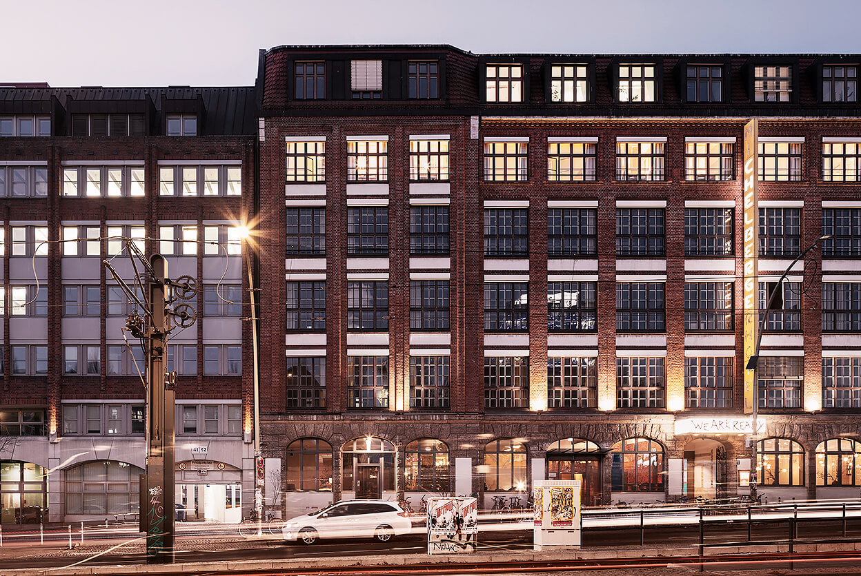 Michelberger Hotel, Berlin, Germany   small luxury hotels, boutique hotels