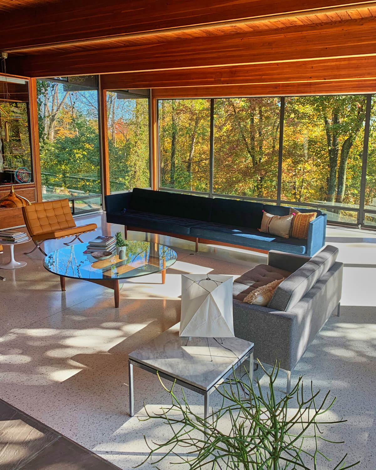 Gerald Luss House, Ossining, New York | holiday homes, holiday rentals