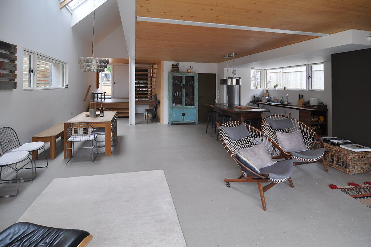 Modern Passive House, Kent, England | holiday lettings