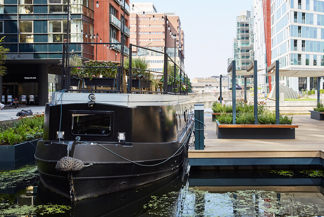 The Boathouse, London, England | vacation home rentals