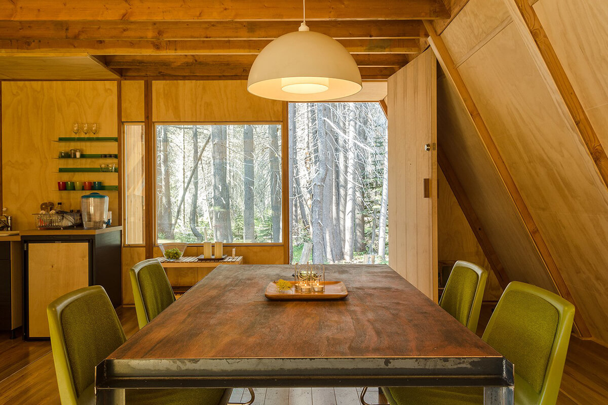 The Red A Frame For Sale, Yosemite, California | cabin rentals