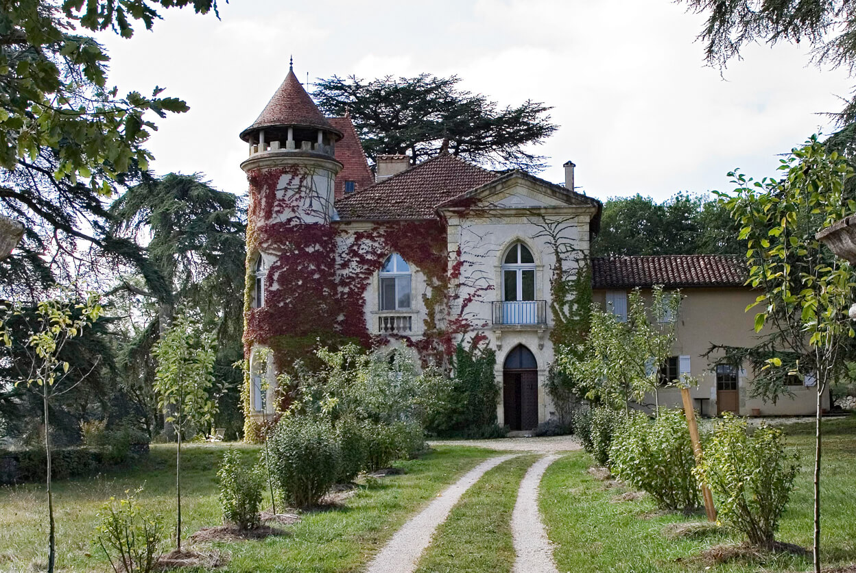 Château de Marteret, Biran, Gascogne, France | villas for rent, villas to rent