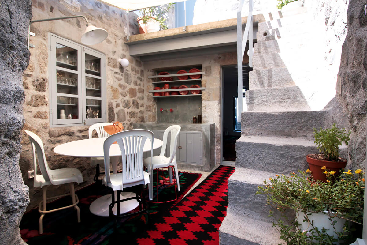 Sterna Turret, Emporios, Nisyros, Greece | vacation homes for rent