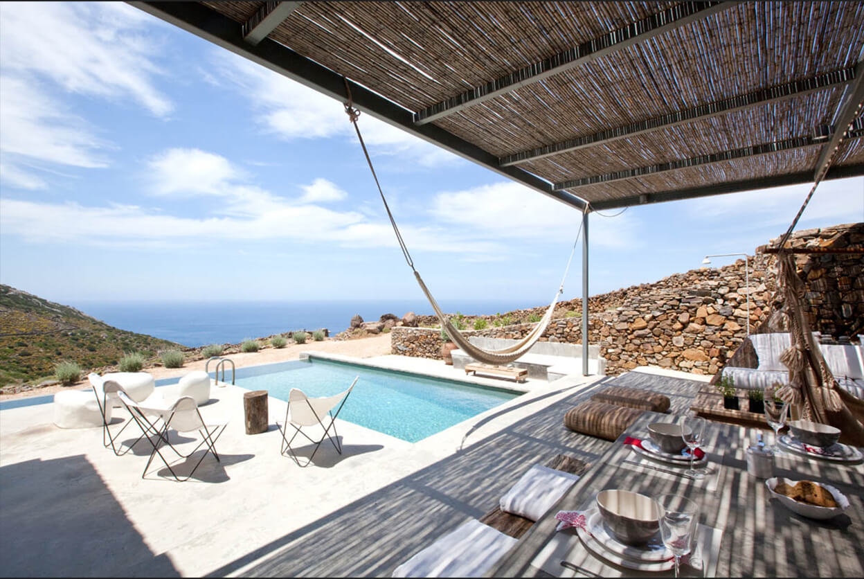 Villa Asteria, Sifnos, Cyclades, Greece | villas for rent, villas to rent