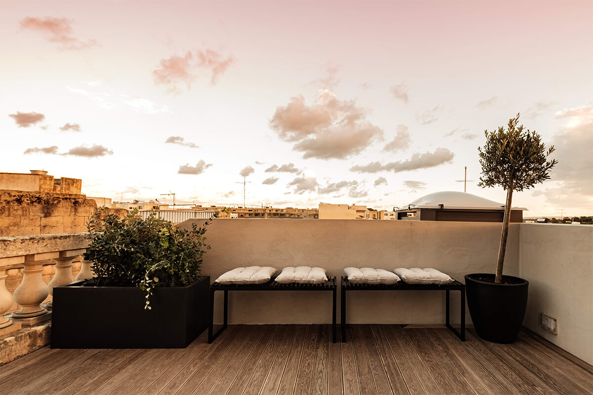 KUCCA Boutique Townhouse, Malta, Europe | vacation home rentals