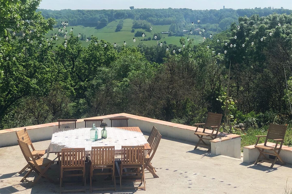The Happy Hamlet, Fauroux, France | vacation home rentals