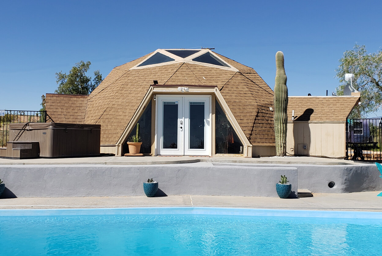 Serenity Dome Oasis, Joshua Tree, CA | vacation home rentals