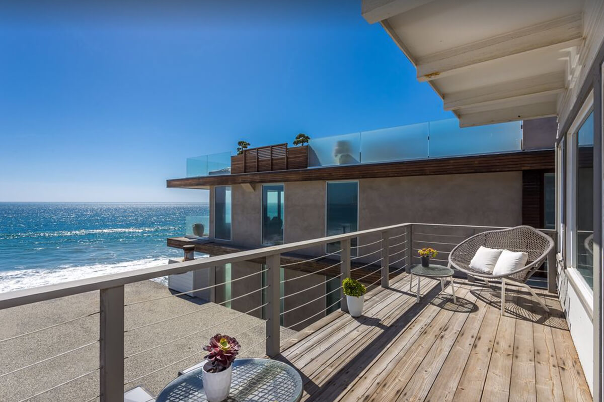 Malibu Beach's Best Kept Secret, Malibu, Los Angeles, CA | beach house rentals
