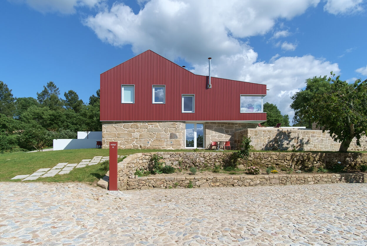 Encosta do Sobreiro, Vila Soeiro do Chão, Fornos de Algodres, Portugal | holiday lettings