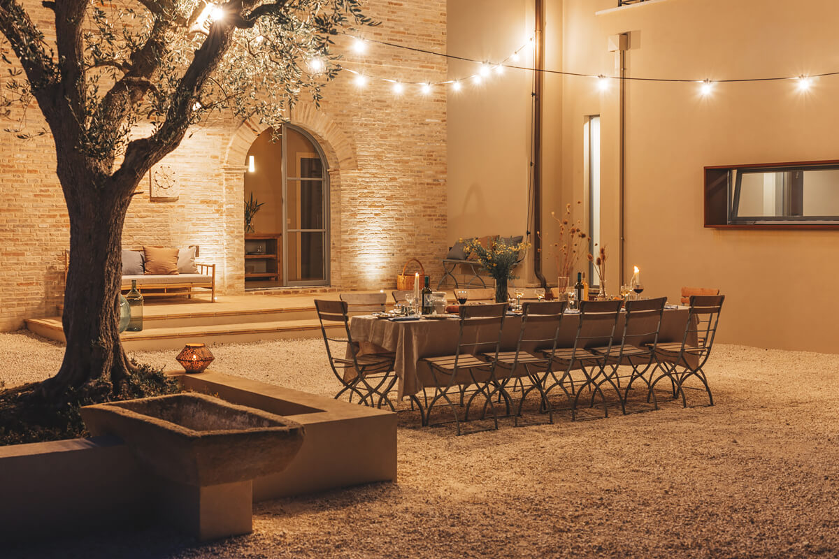 Casale Tre Gelsi, Cingoli, Italy   vacation homes for rent
