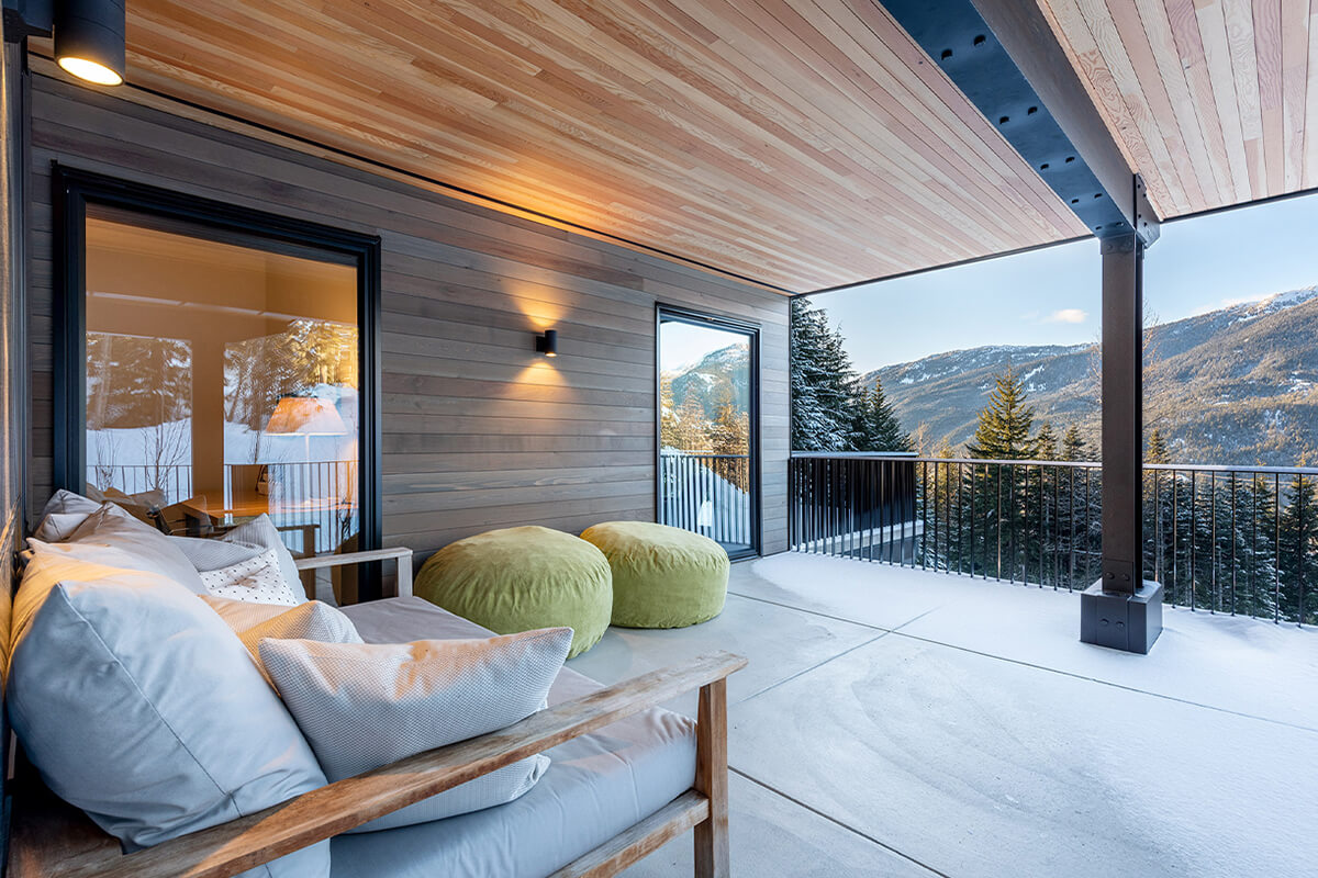 Chalet La Forja, Whistler, BC, Canada | vacation home rentals