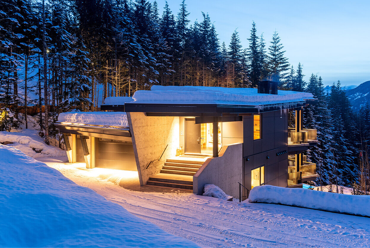 Chalet La Forja, Whistler, BC, Canada   vacation home rentals