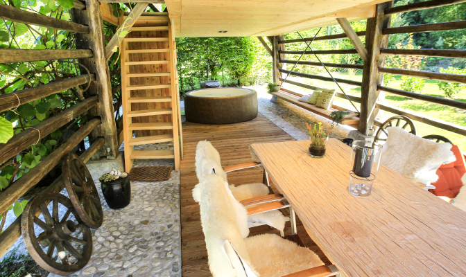 Enchanting Mountain Hideaway, Luce, Slovenia   small luxury hotels, boutique hotels