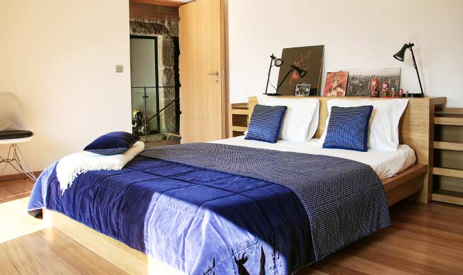 House on the River, Porto, Portugal | vacation home rentals