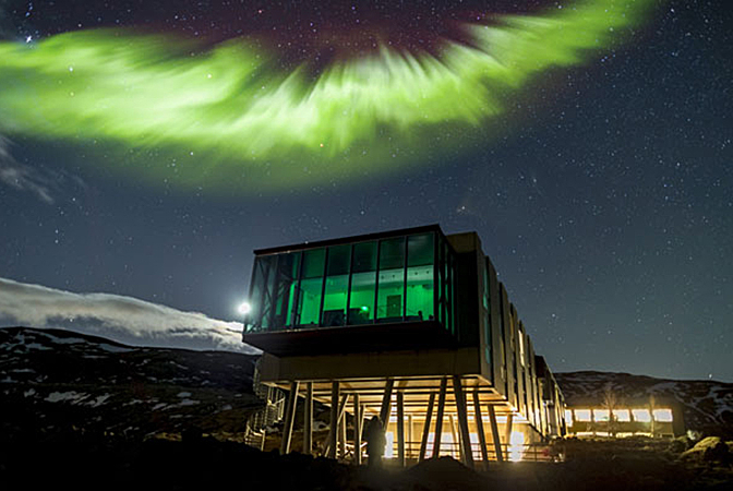 Modern Adventure Hotel, Thingvellir, Iceland | small luxury hotels, boutique hotels