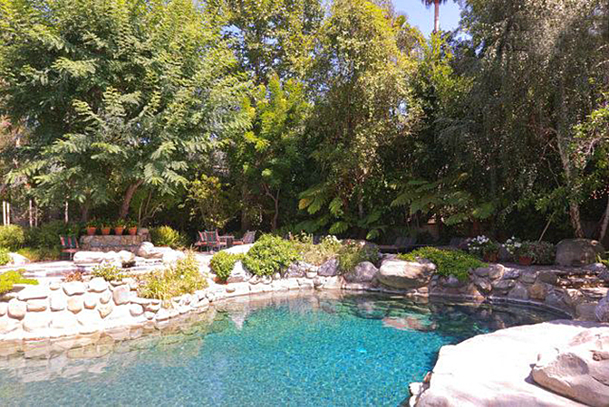 Tudor Grove, Beverly Hills, California | pet friendly houses for rent, pet friendly vacation rentals