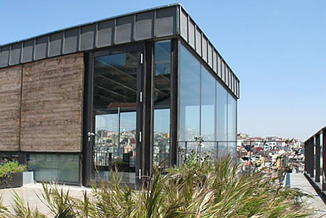Penthouse with Bosphorus View, Istanbul, Turkey   holiday homes, holiday rentals
