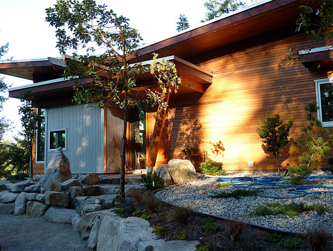 Pointhouse Aerie, Halfmoon Bay, British Columbia, Canada | holiday lettings
