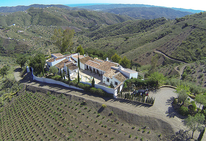 Andalusian Hills, Canillas de Aceituno, Spain | holiday homes, holiday rentals