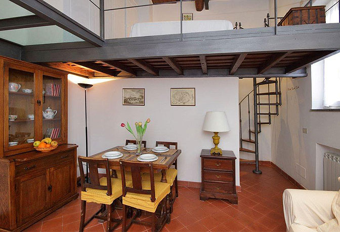 Trastevere Apartment, Rome, Italy   vacation homes for rent
