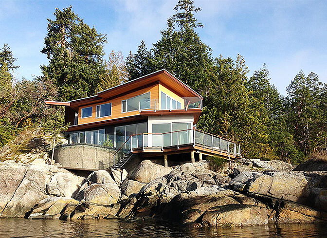 Events at The Pointhouse - Halfmoon Bay, British Columbia, Canada   vacation home rentals