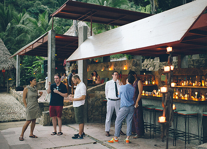 Events at Verana - Yelapa, Mexican Riviera, Mexico   small luxury hotels, boutique hotels