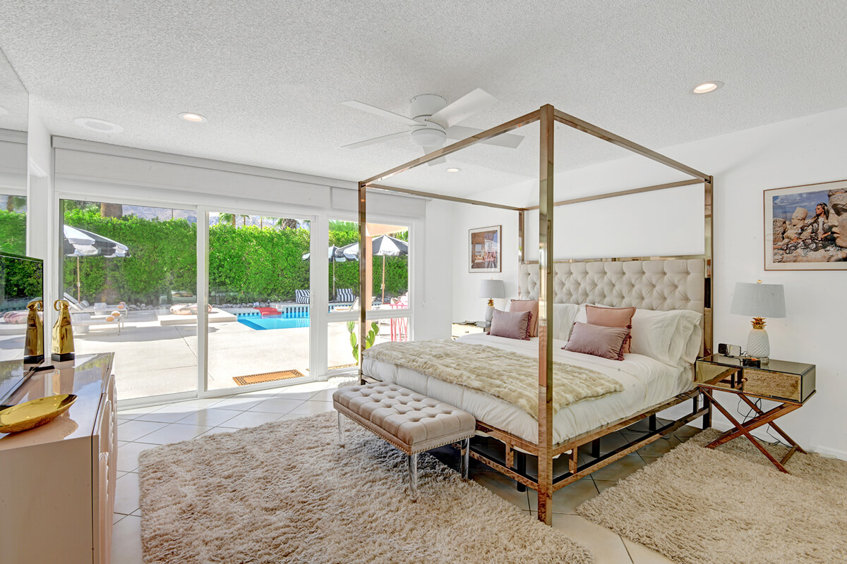 Events at Mod Mirror Villa - Palm Springs, California, United States   modern vacation rentals