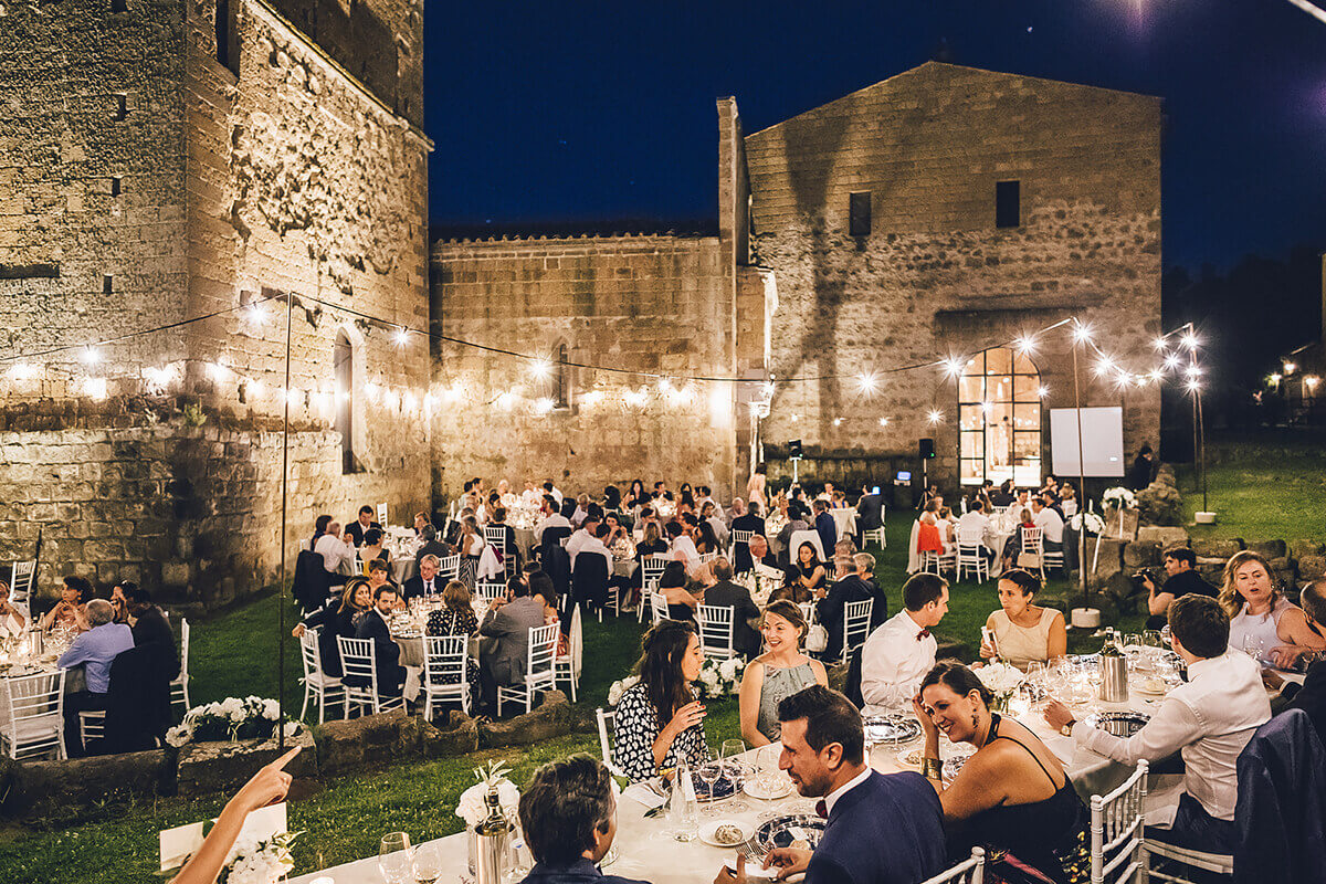 Events at Abbey San Giusto - Tuscania, Lazio Region, Italy | pet friendly houses for rent, pet friendly vacation rentals