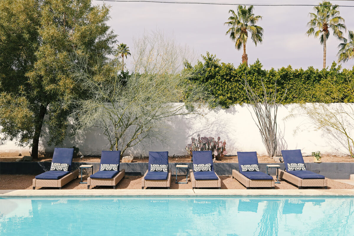 Palm Living, Palm Springs, California | holiday lettings